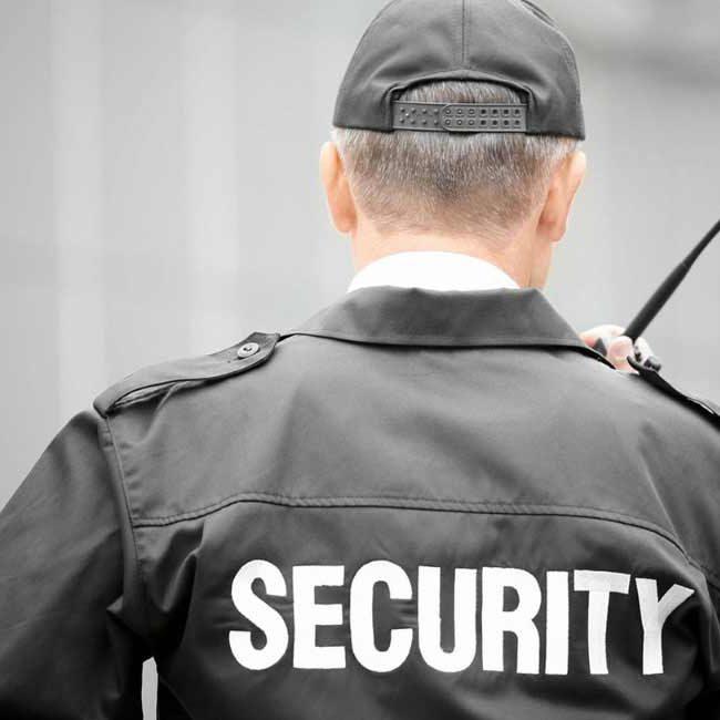 Surveillance gardiennage
